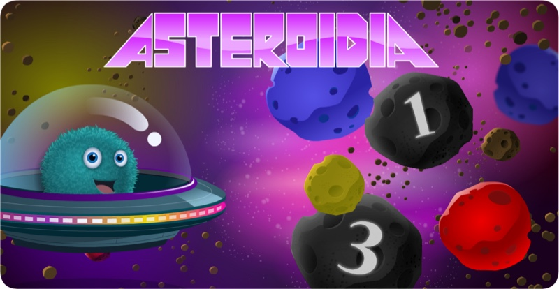 Asteroidia Game Icon